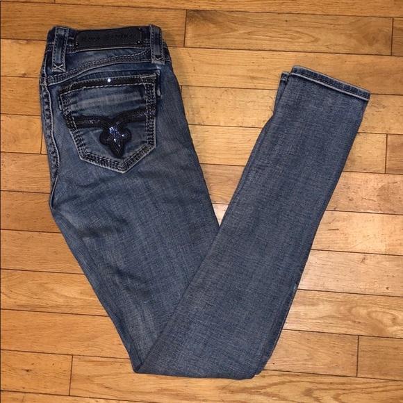 Rock Revival Denim - Rock Revival skinny jeans pants bottoms denim